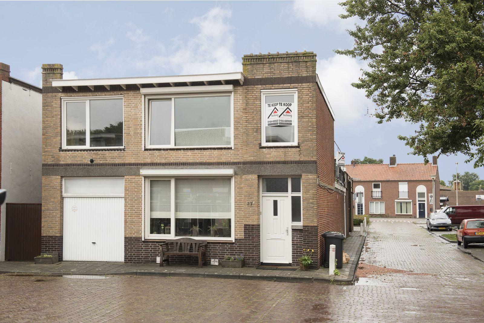 Korenbloemstraat 27, Bergen Op Zoom