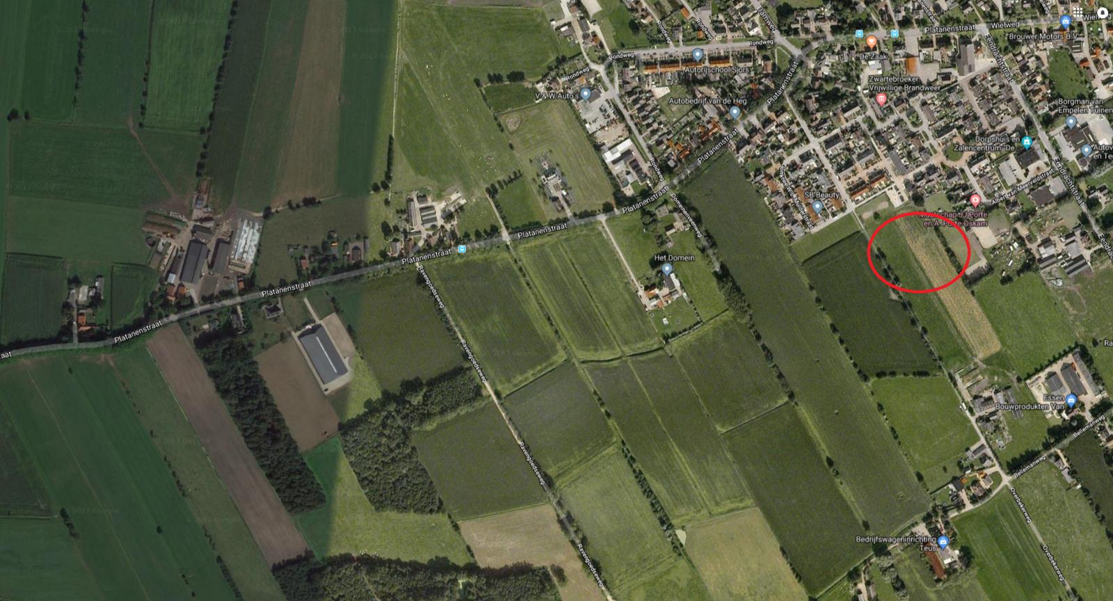 Eikendalsveenweg kavel 1 0-ong, Zwartebroek