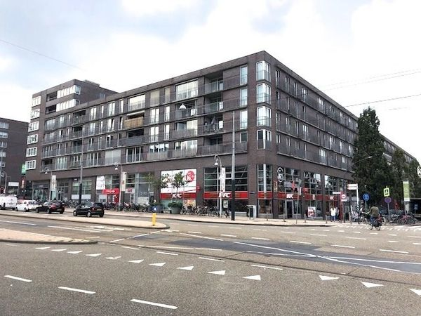 Bos En Lommerplein, Amsterdam