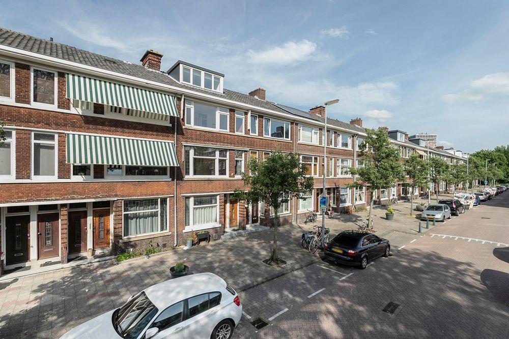 Engelsestraat 43A, Rotterdam