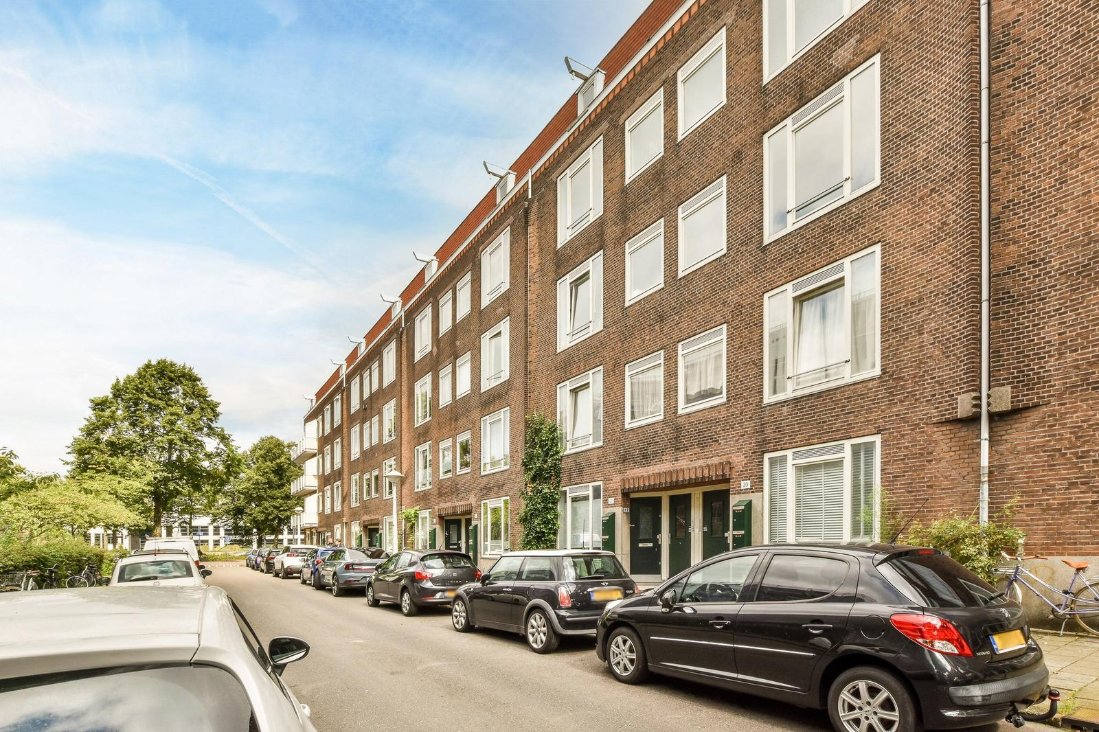 Doggersbankstraat 22-II, Amsterdam