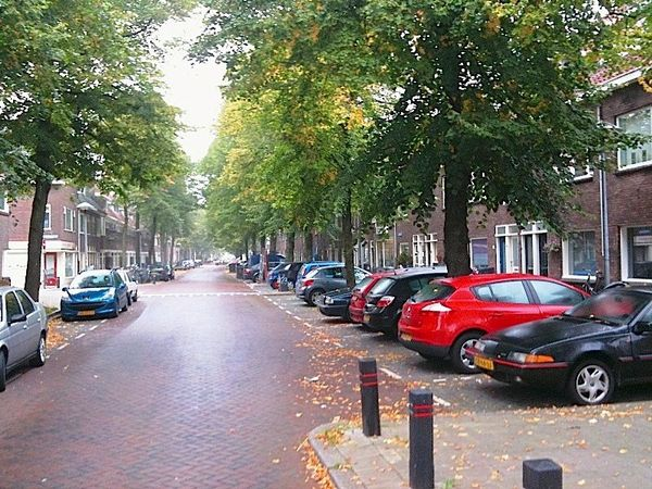 Edisonstraat, Utrecht