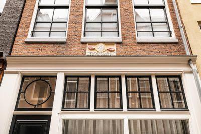 Egelantiersstraat 16B, Amsterdam