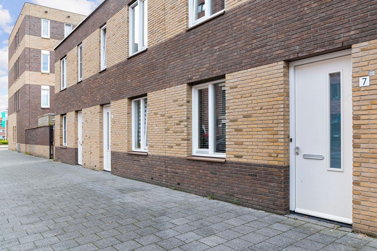 Crabschuytstraat 7, Amsterdam