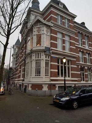 Van der Does de Willeboissingel, 's-Hertogenbosch
