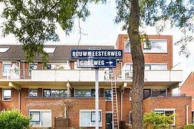 Bouwmeesterweg, Schiedam