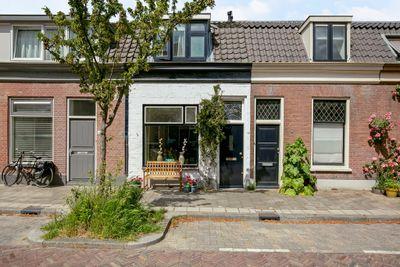 Van der Mondestraat 6, Utrecht