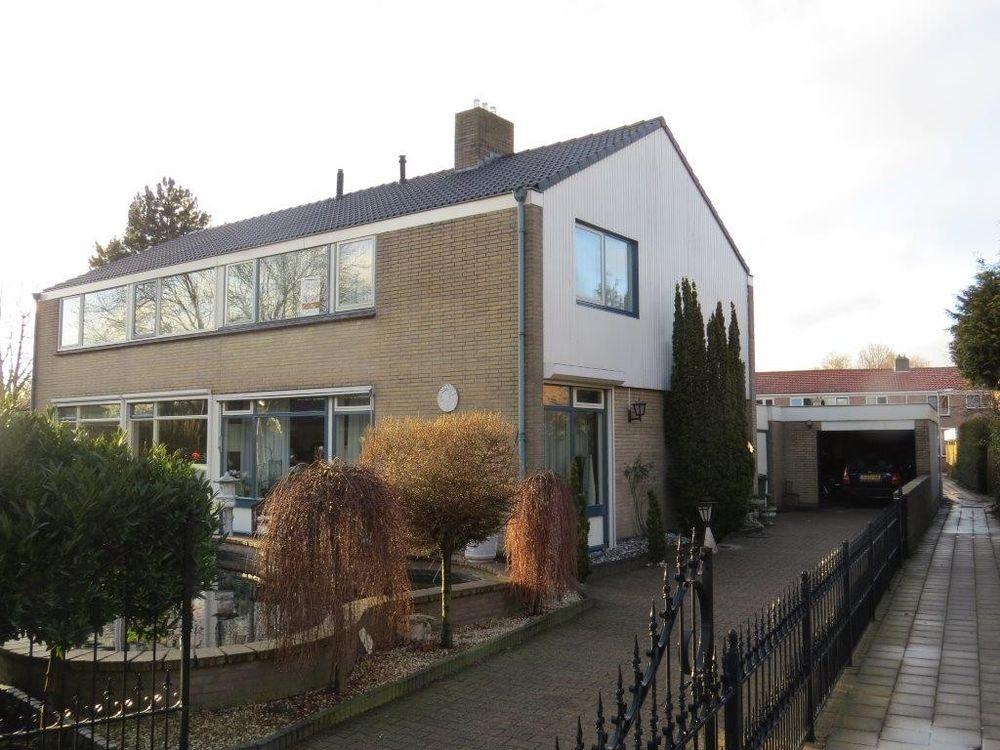 Jozef Israëlsstraat 1A, Coevorden