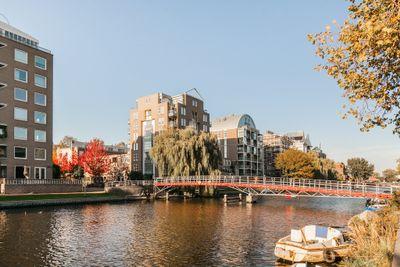 Wilhelmina Blombergplein 55, Amsterdam