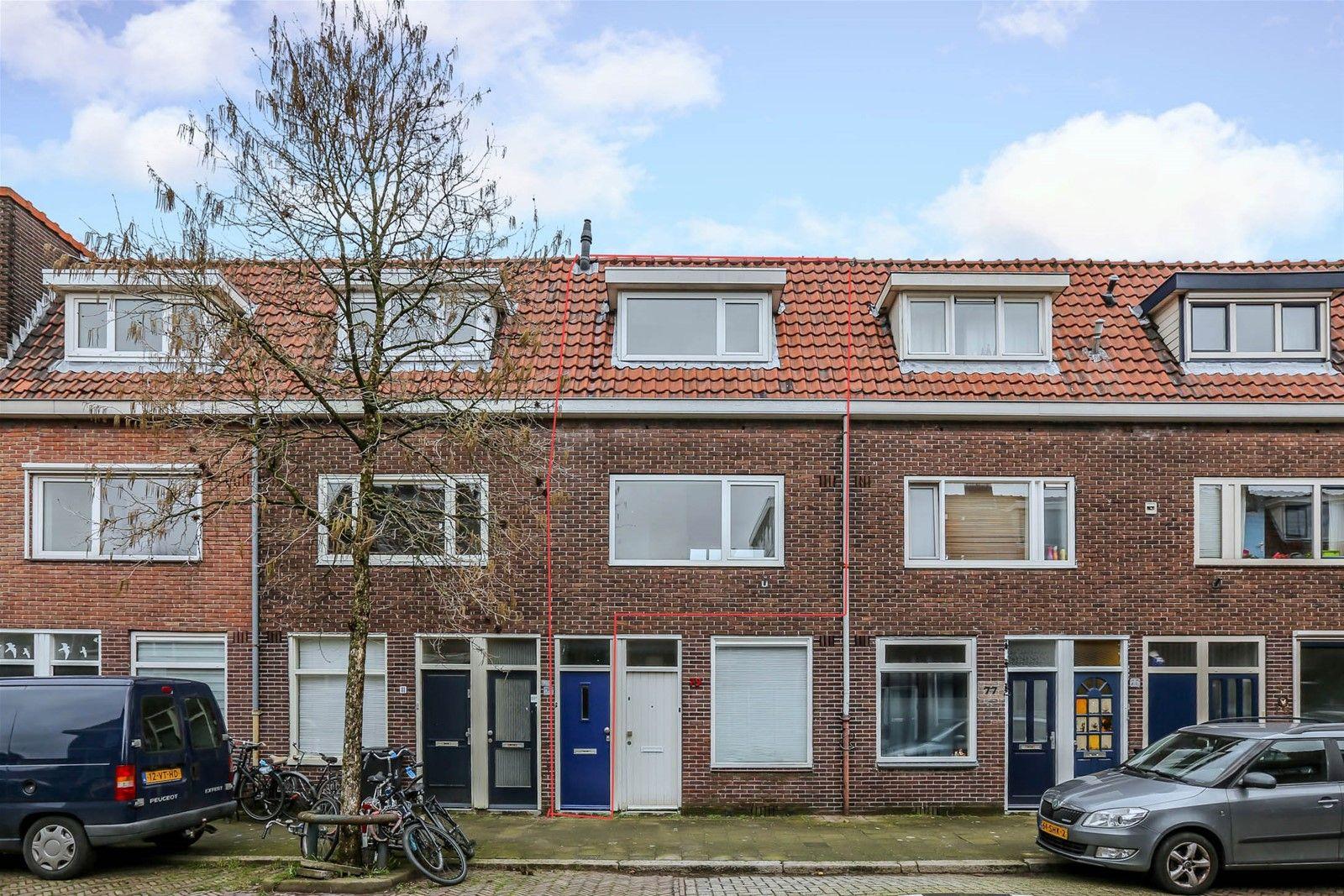 Hermannus Elconiusstraat 79Bis, Utrecht
