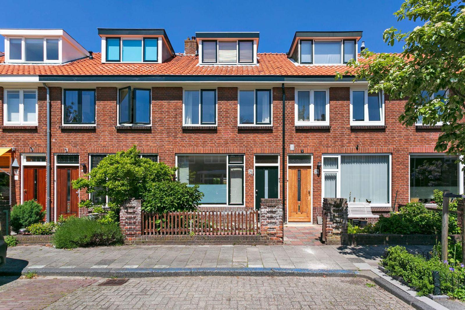 Hugo de Vriesstraat 26, Leiden