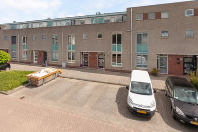 M.A. de Ruijterstraat 124, Spijkenisse