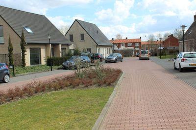 Lepehof 9, Sas van Gent