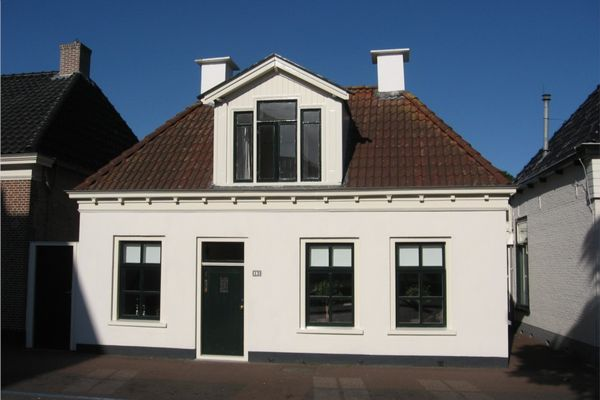 Hoofdstraat 12, Gorredijk