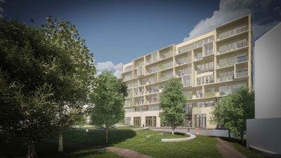 CPO Cohousing - Appartement 4.04 0-ong, Arnhem