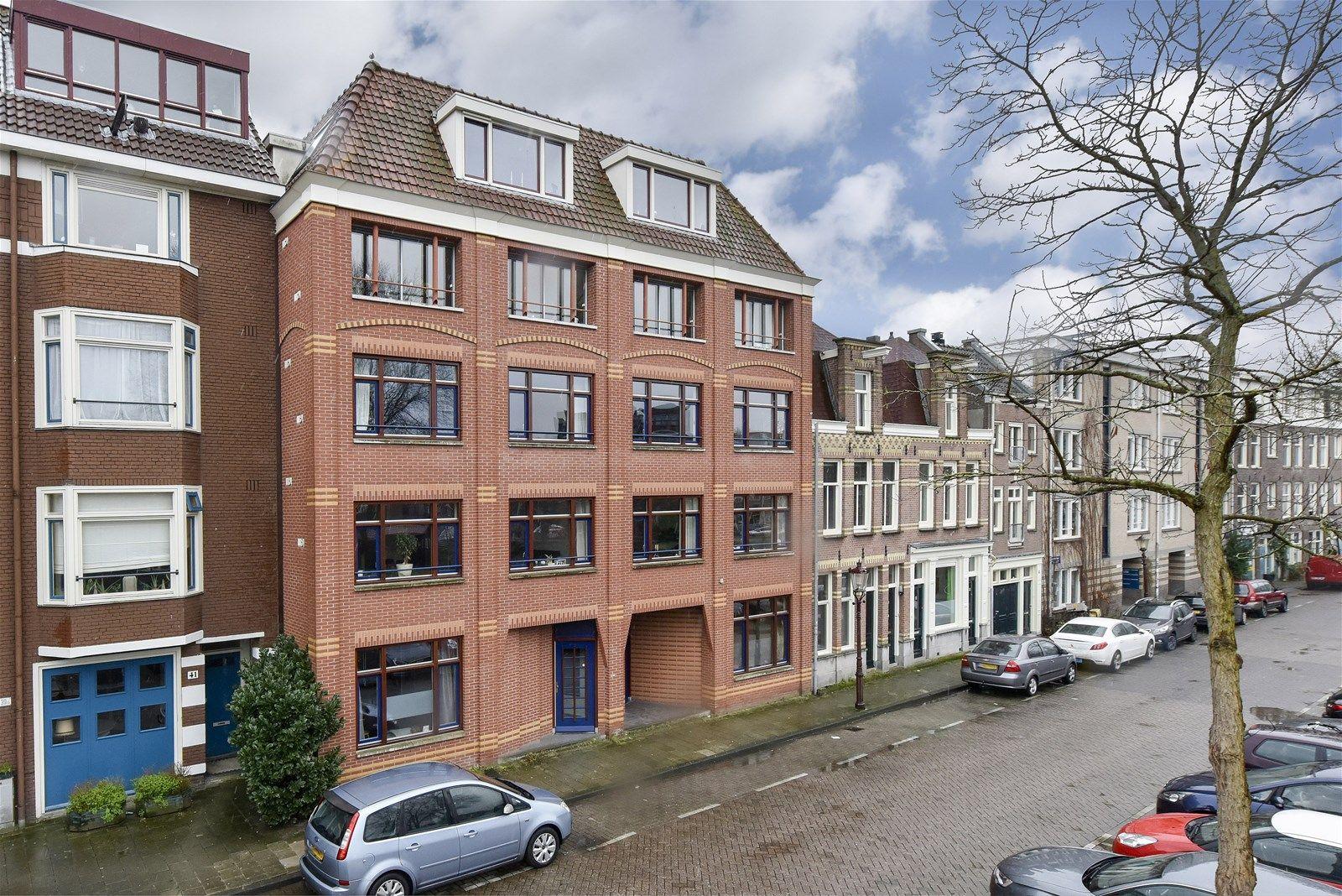 Schimmelstraat 41G, Amsterdam