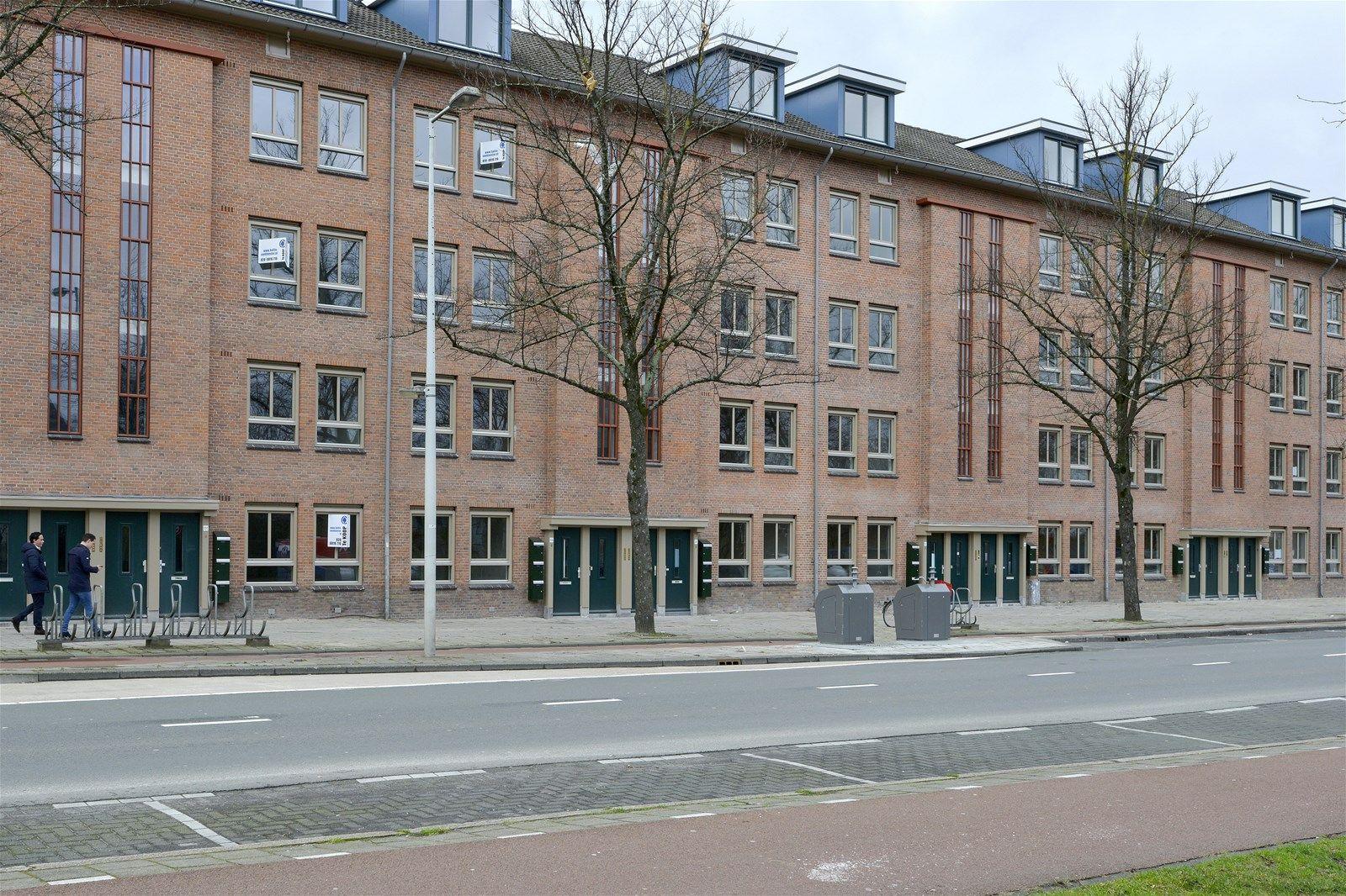 Willem de Zwijgerlaan 261E, Amsterdam