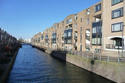 Olstgracht, Almere