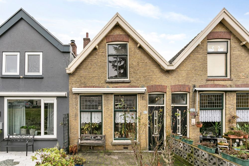 Oudedijkse Schiekade 57, Rotterdam