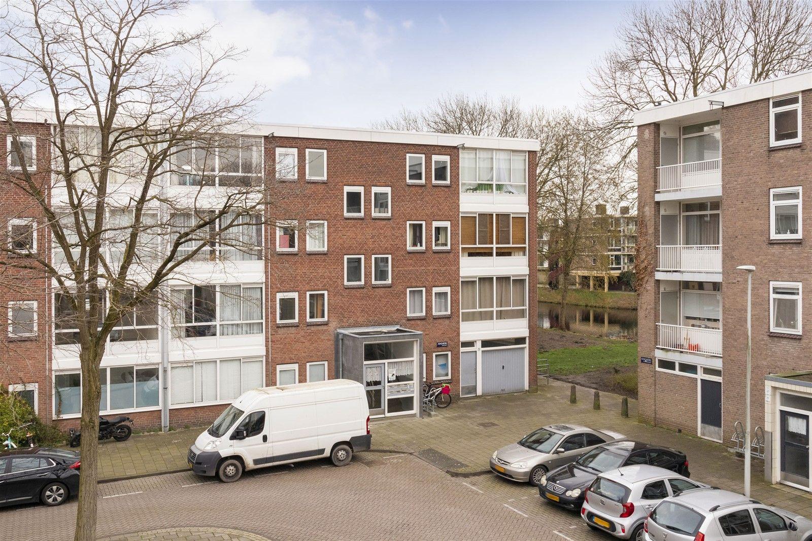 Asingaborg 83, Amsterdam