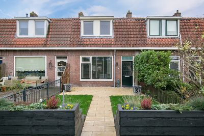 Jan Van Nassaustraat 38, Sneek