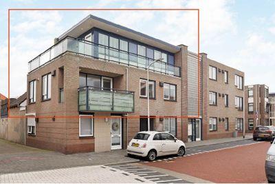 E.A. Borgerstraat 57a, Katwijk