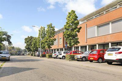 Mathenessestraat, Breda