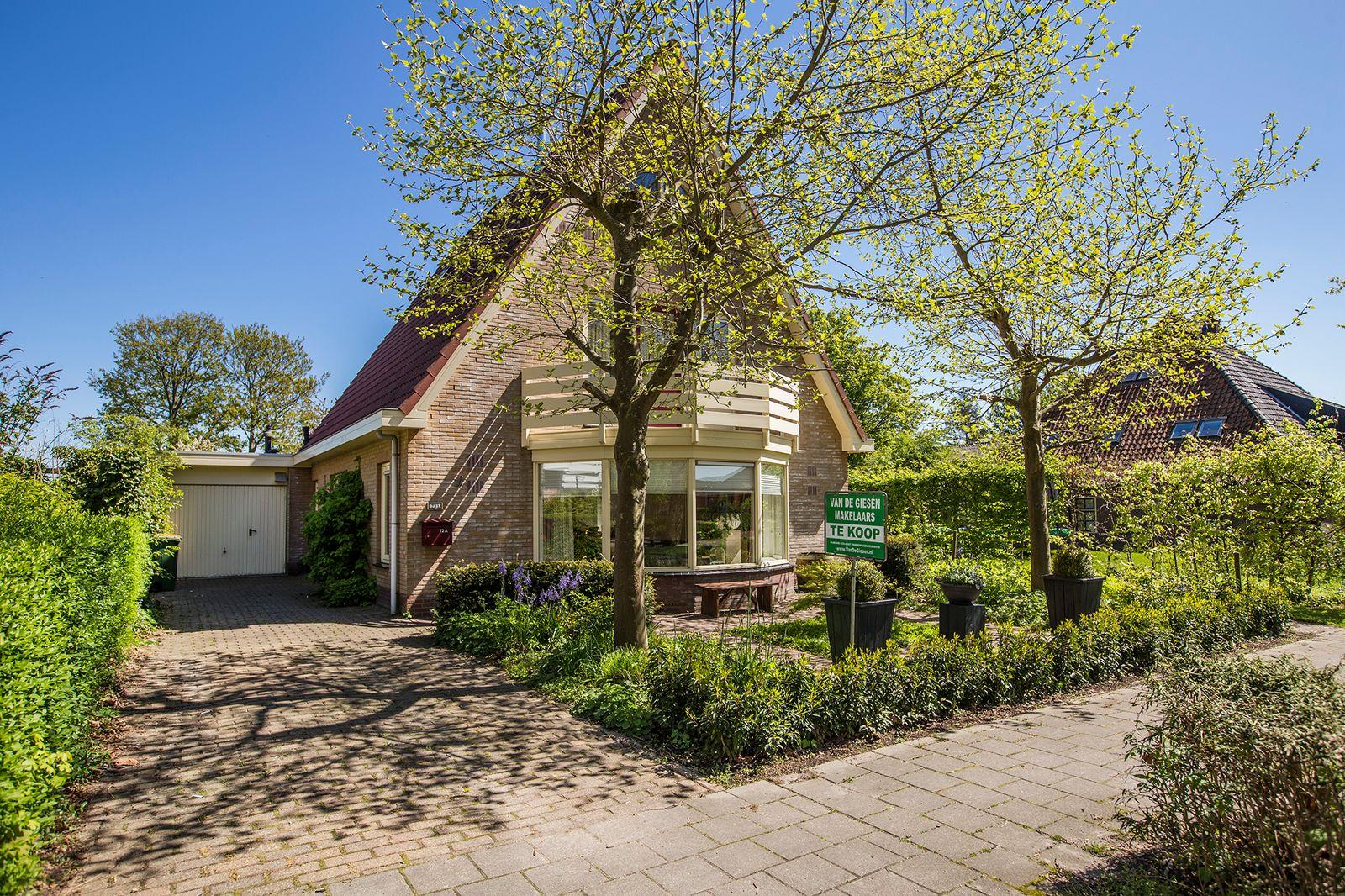 Bosstraat 72 A, Winkel
