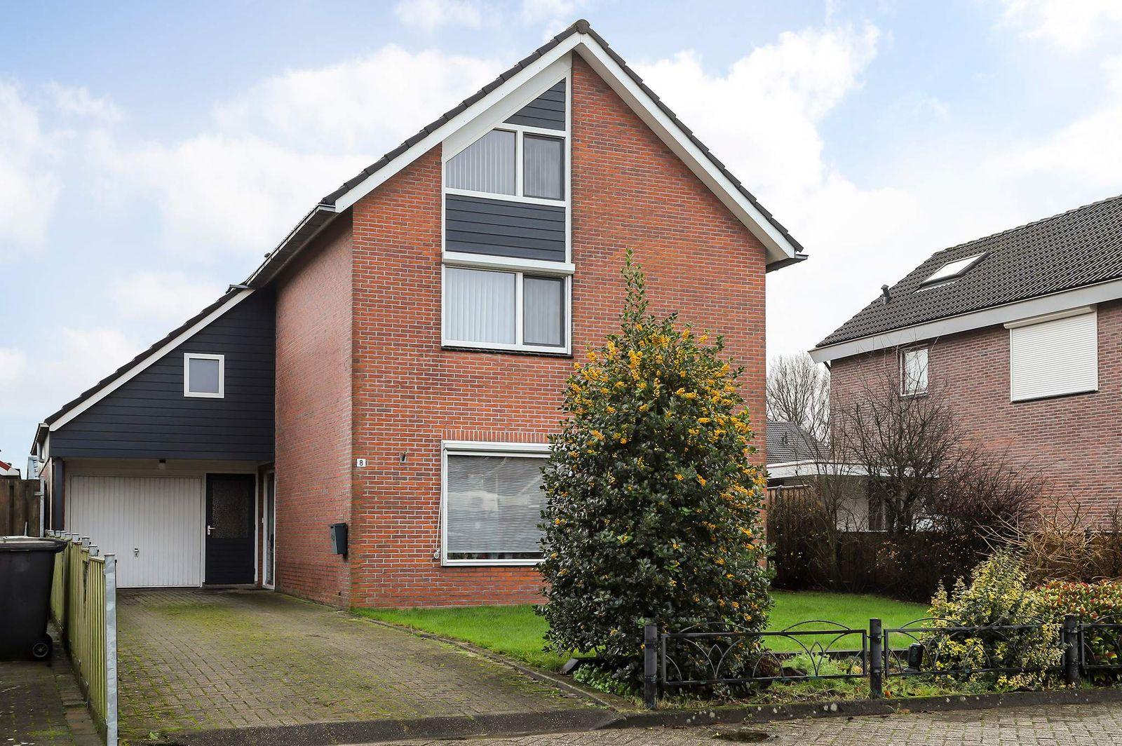 Wildvang 8, Nieuw-amsterdam