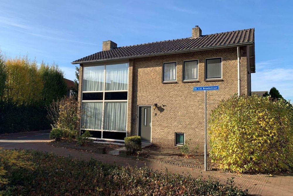 Dr vd Broekstraat, Cuijk