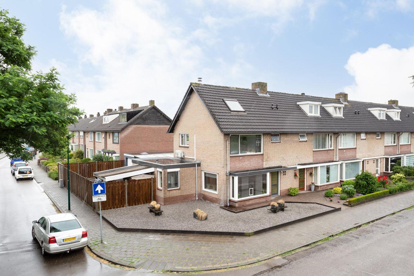 Beethovenstraat 15, Dongen