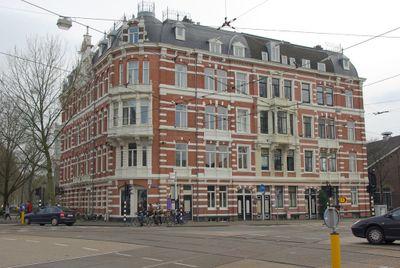 Sarphatistraat 478, Amsterdam