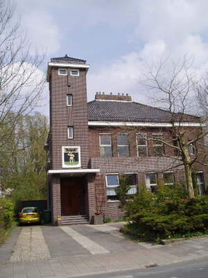 Stationsweg, Stedum