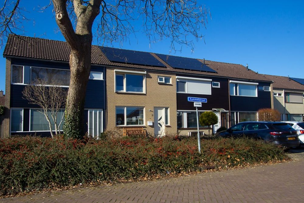 Kymmellstraat 3, Hoogeveen
