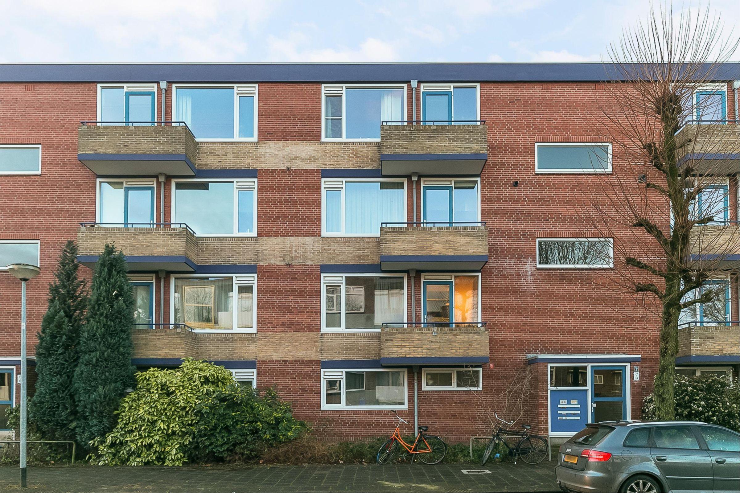 Multatulistraat 43, Groningen