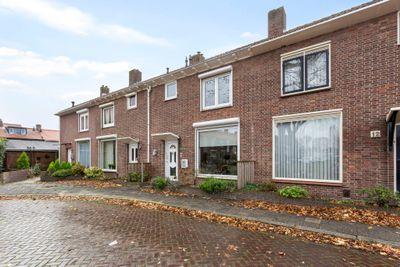 Jordaensplein 14, Roosendaal