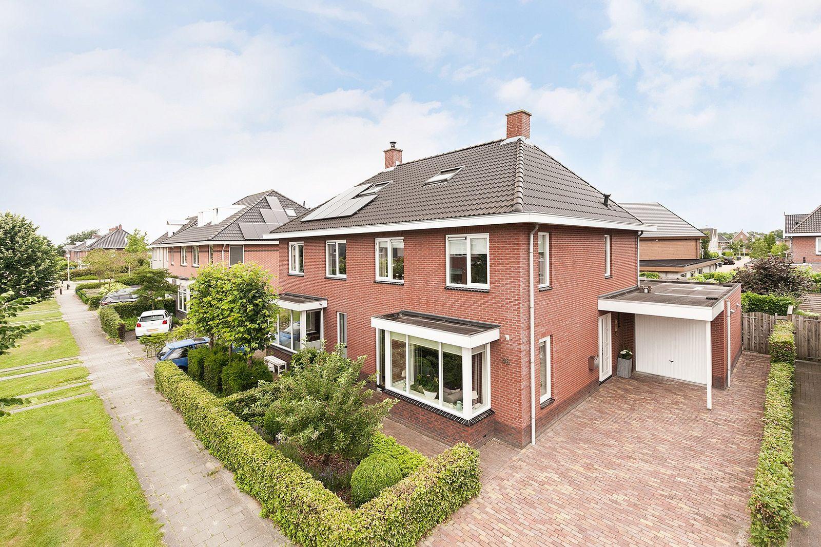 Carry van Bruggenweg 46, Assen