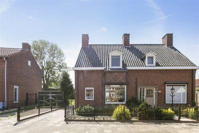 Mauritsstraat 4, Roosendaal