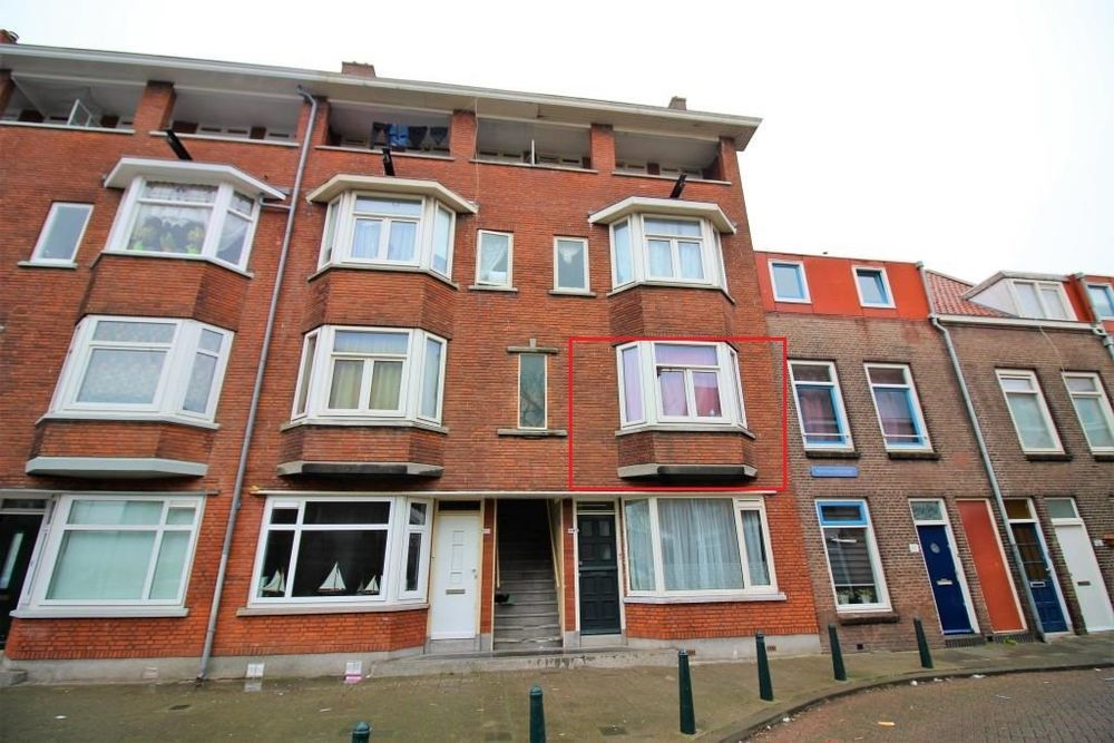 Narcissenstraat 99B, Rotterdam