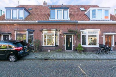 Sparenbergstraat 35, Haarlem
