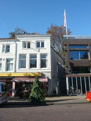 Ruime Consciëntiestraat, Leiden