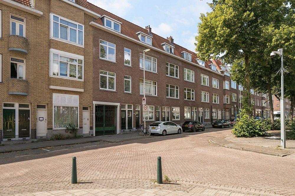 Bas Jungeriusstraat, Rotterdam