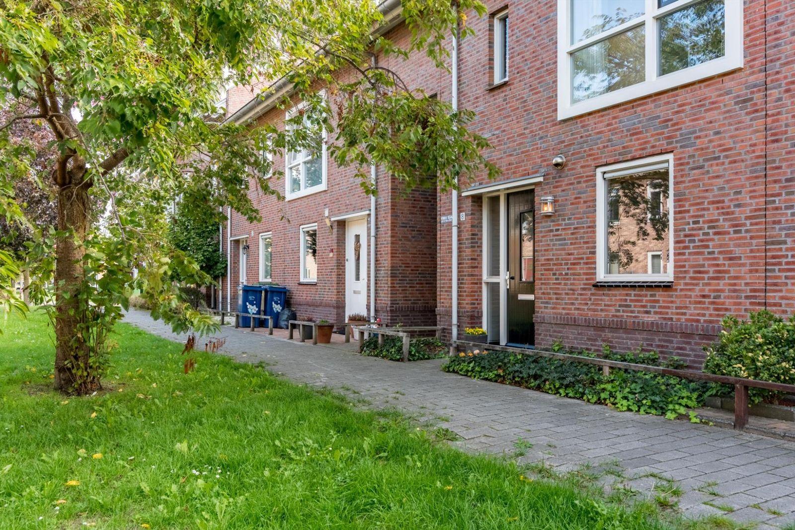Boonestaakstraat 8, Almere