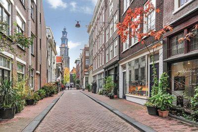 Eerste Leliedwarsstraat 12A, Amsterdam