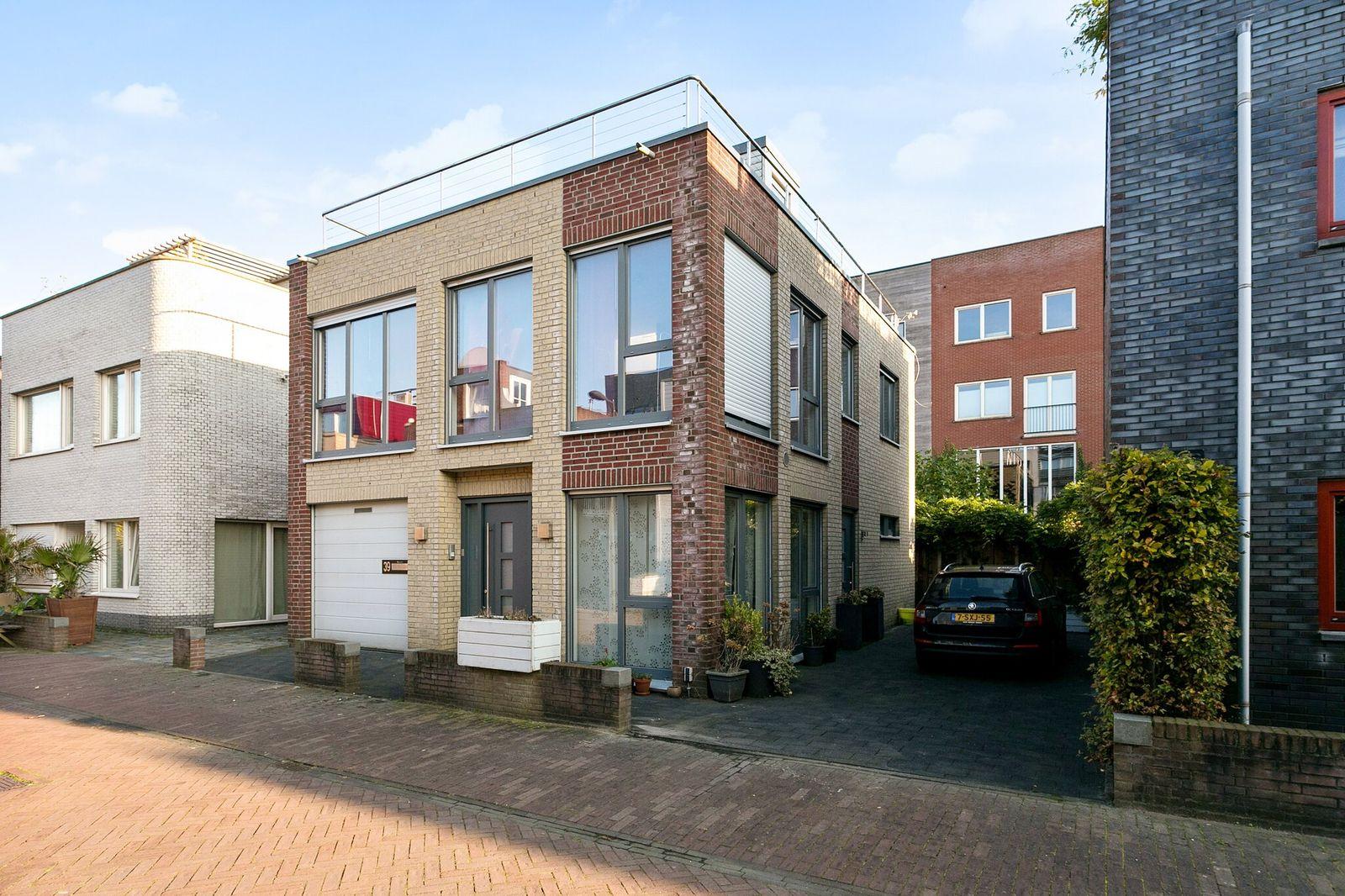 Edward Masseystraat 39, Amsterdam