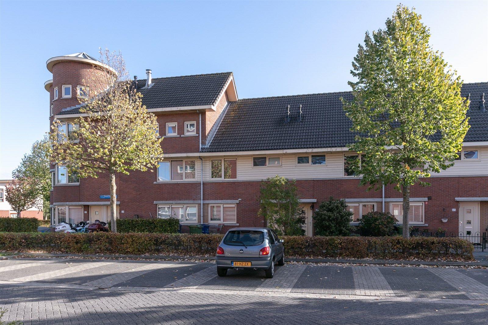 J.J. Slauerhoffstraat 63, Almere