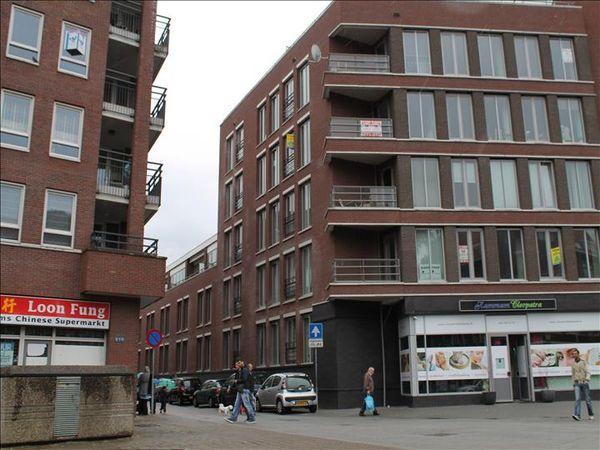 Polderlaan 10 a, Rotterdam
