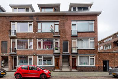 Jaersveltstraat 24-C, Rotterdam