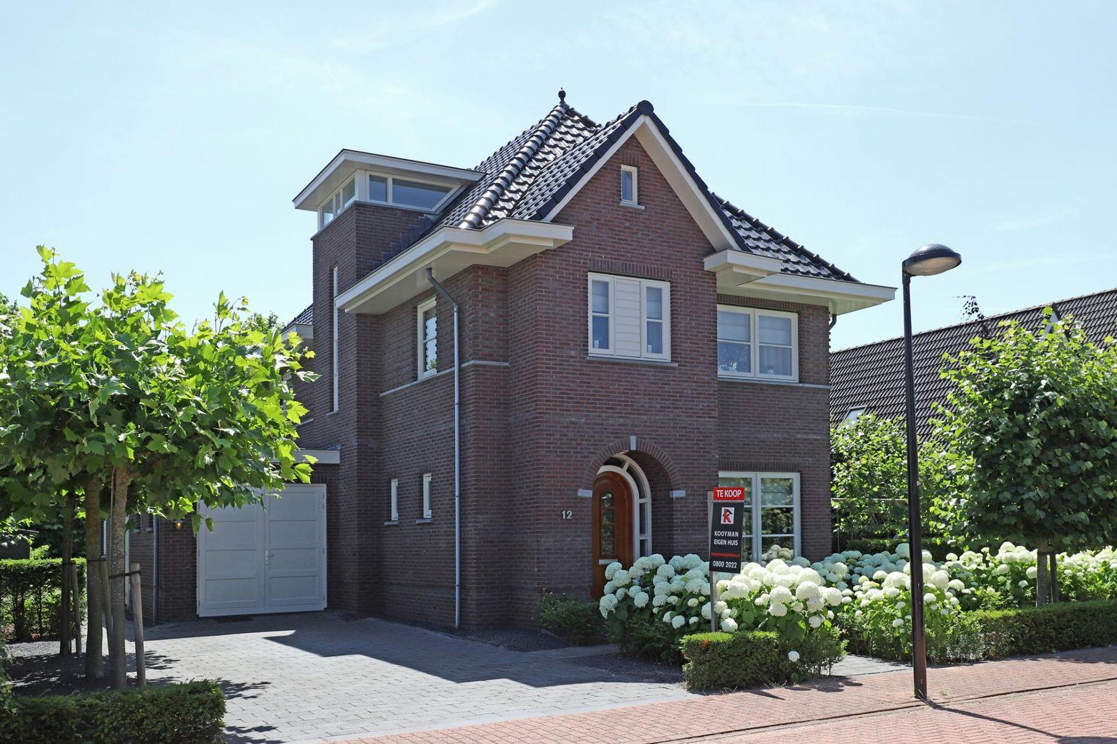 Emmertarwehof 12, Alblasserdam