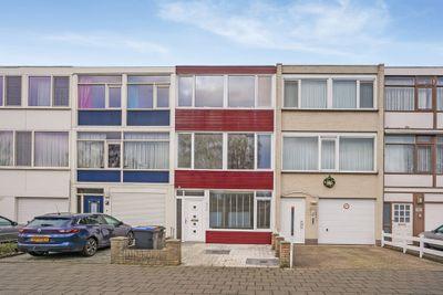 Sibeliusstraat 711, Tilburg